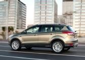 Autoesittely Ford Kuga 2013
