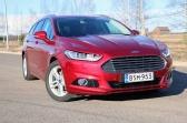 IL koeajo ja arvio: Ford Mondeo