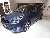 Pariisin autonäyttely 2012: KIA