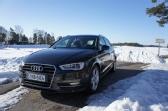 Autoesittely Audi A3 Sportback 2013