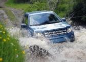 Autoesittely Land Rover Freelander 2 2013