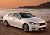 Autoesittely Lexus GS 450h 2012