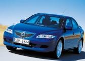 Autoesittely Mazda 6 2002-2007
