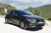 Koeajo Mazda3 Skyactiv-G 2.0 Hatchback 2014