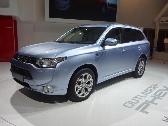 Pariisin autonäyttely 2012: Mitsubishi