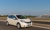 Autoesittely Nissan Note 2013