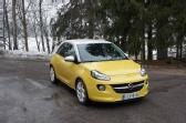 Autoesittely Opel Adam 2013