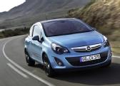 Autoesittely Opel Corsa 2013