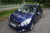 Autoesittely Peugeot 208 2012