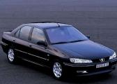 Autoesittely Peugeot 406 1995-2005