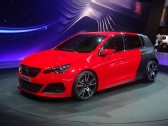 Frankfurtin autonäyttely 2013: Peugeot