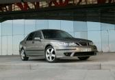 Autoesittely Saab 9-5 1997-2001