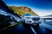 Vedyllä Norjasta Italiaan - ensitunnelmat Hyundai ix35 Fuel Cell -polttokennoautosta