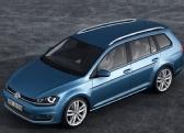 Autoesittely Volkswagen Golf Variant 2013