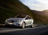 Autoesittely Volvo V40 2012