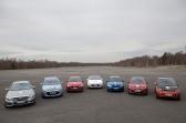 Yksi näistä seitsemästä on Vuoden Auto 2014
