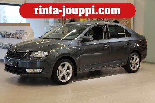 Skoda Rapid, Immediately deliverable car