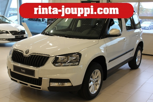 Skoda Yeti, Immediately deliverable car