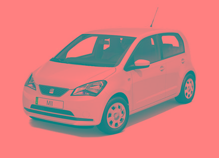 SEAT Mii, Immediately deliverable car