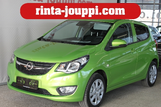 Opel Karl, Immediately deliverable car