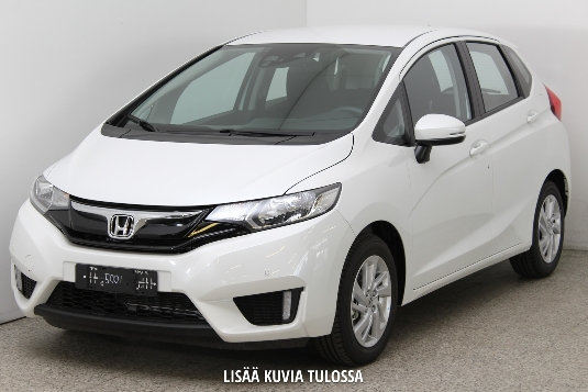 Honda Jazz, Immediately deliverable car