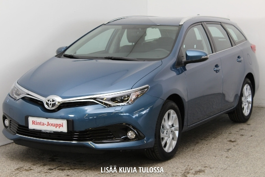 Toyota Auris, Immediately deliverable car
