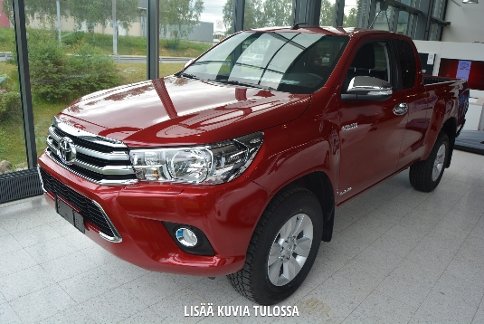 Toyota Hilux, Immediately deliverable car