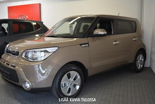 Kia Soul, Immediately deliverable car