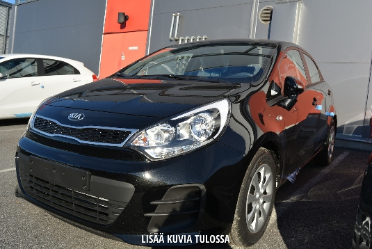 Kia Rio, Immediately deliverable car