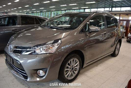 Toyota Verso, Immediately deliverable car