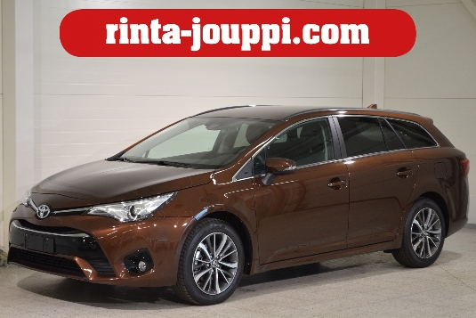Toyota Avensis, Immediately deliverable car