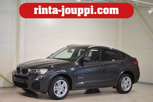 BMW X4, Immediately deliverable car