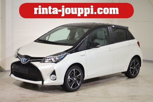 Toyota Yaris, Immediately deliverable car