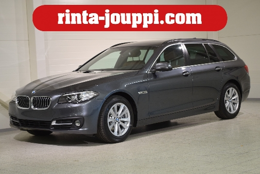 BMW 520, Immediately deliverable car