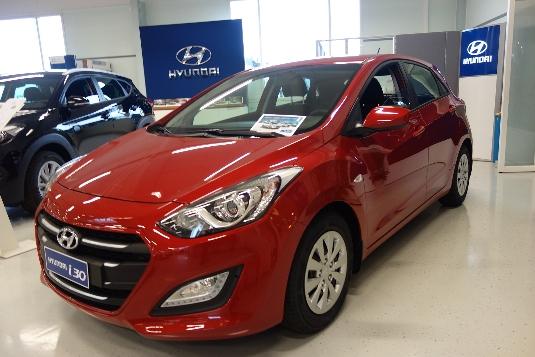 Hyundai i30, Immediately deliverable car