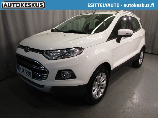 Ford Ecosport, Immediately deliverable car
