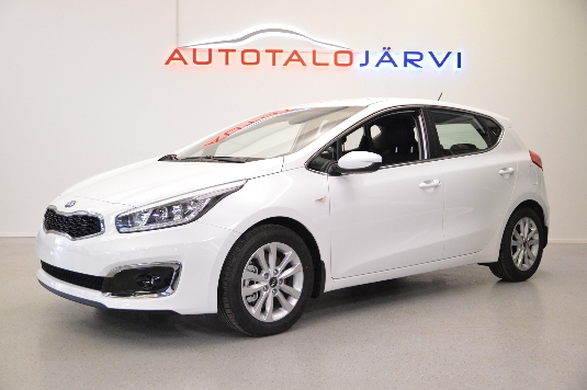 Kia cee'd, Immediately deliverable car