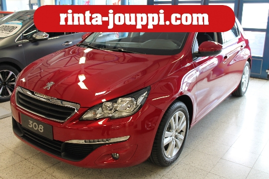 Peugeot 308, Immediately deliverable car