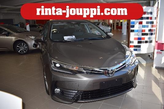 Toyota Corolla, Immediately deliverable car
