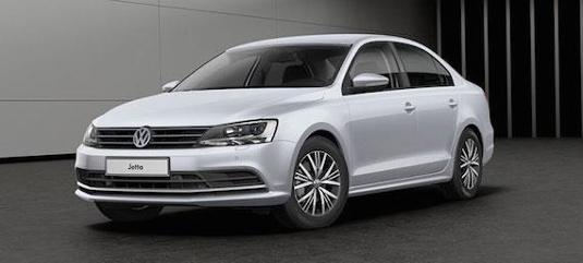 Volkswagen Jetta, Immediately deliverable car