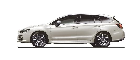 Subaru Levorg, Immediately deliverable car