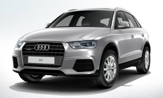 Audi Q3, Immediately deliverable car