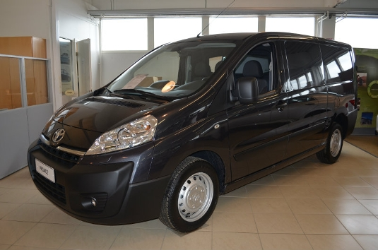 Toyota Proace, Immediately deliverable car