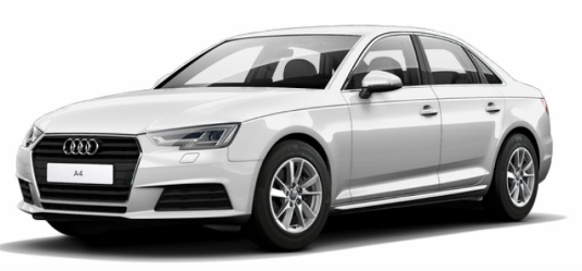 Audi A4, Immediately deliverable car