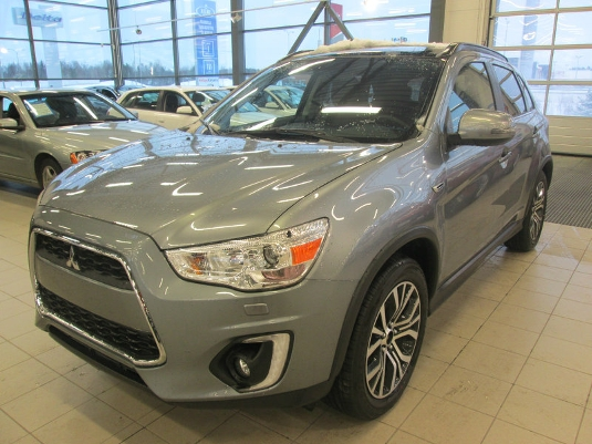 Mitsubishi ASX, Immediately deliverable car