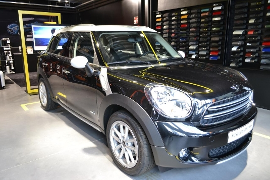 Mini Countryman, Immediately deliverable car