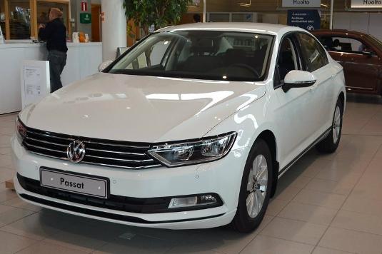 Volkswagen Passat, Immediately deliverable car