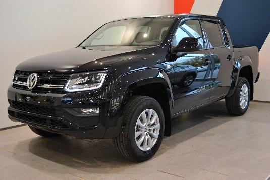 Volkswagen Amarok, Immediately deliverable car