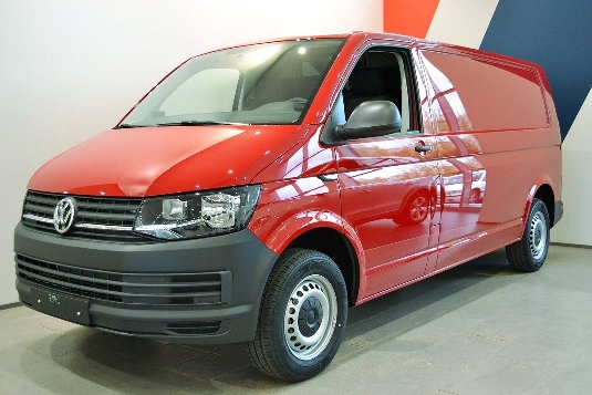 Volkswagen Transporter, Immediately deliverable car