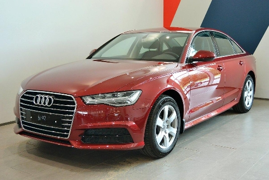 Audi A6, Immediately deliverable car